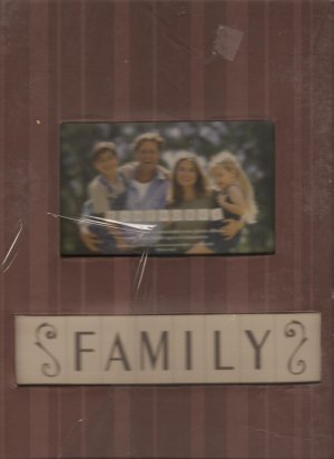 Photo Album - personalized - BROWN
