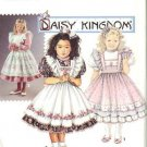 Simplicity 8318 0062 Girls Dress Sewing Pattern Size 2-4 UNCUT