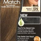 L'Oreal Natural Match hair color 5N 5 n Medium Brown Natural by l oreal