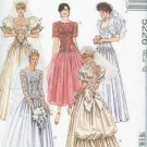 McCalls 5226 Bridal Bridesmaid Mother of Bride Size 12 Sewing Pattern