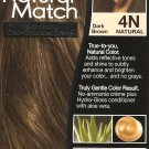 L'Oreal Natural Match Hair Color, 4N 4 n Natural Dark Brown