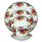 Royal Albert Old Country Roses China - 5-Piece Place Setting