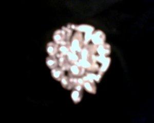 Wedding Bouquet Rhinestones Pin Flower Crystal Bridal Brooch