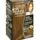 L'Oreal Natural Match hair color 6N 6 N Light Brown by l oreal