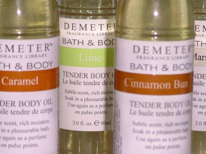 Demeter Fragrance Library Tender Body Oil - Lime