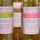 Demeter Fragrance Library Tender Body Oil - Bubble Gum