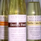 Demeter Fragrance Library Tender Body Oil - Vanilla Cake Batter