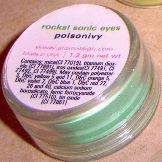 Aromaleigh ROCKS! Sonic Eyes - poisonivy
