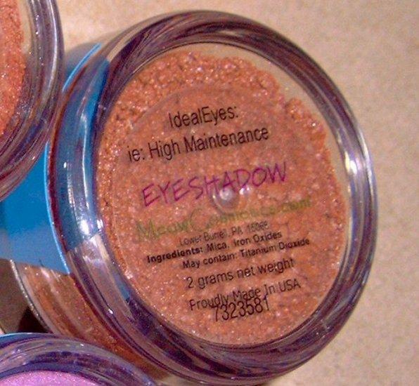 Meow Cosmetics - High Maintenance - IdealEyes Purrrl Shadow
