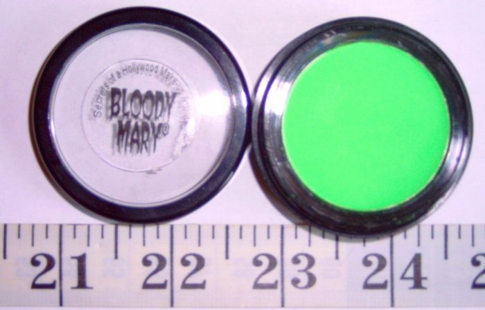Bloody Mary Pressed E/S: Neon Green