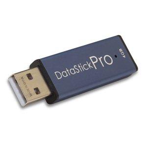 Centon Data Stick Pro 4GB USB Flash Drive (Blue)