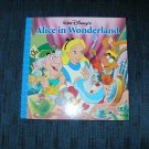 Disney's Alice in Wonderland Childrens Book - New