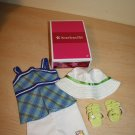 American Girl Doll Lanie's Garden Outfit - New Retired Set