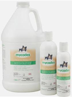 Mycodex Flea & Tick Shampoo P3 - 12oz