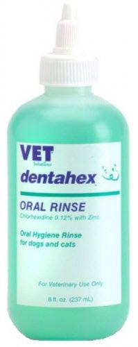 Dentahex Oral Hygiene Rinse 8oz
