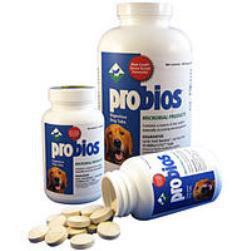 Probios Digestive Dog Tabs 45ct Probiotic