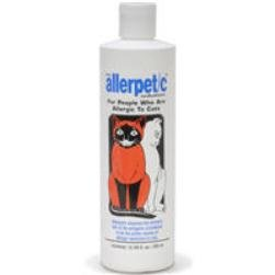 Allerpet C Shampoo for Cats and People Allergic to Cats 12oz