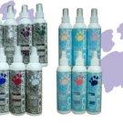 Balance Cologne Spray for Pets Blackberry Vanilla Musk 8oz Grooming Room Freshener
