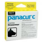 Panacur C Canine for Small Dogs Dewormer 1-Gram Packages (Each Packet Treats 10 lbs), 3ct.