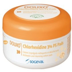 Douxo Chlorhexidine 3% PS Pads