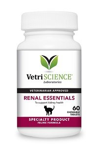 Renal Essentials for Cats To Support Kidney Health 60ct