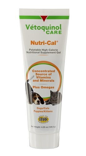 Nutri-Cal Nutrical High Calorie Vitamin Mineral Supplement for Pets