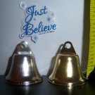 Bells Metal Ring a Bell Kiss Wedding Gold 100