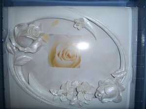 Big Rose Wedding Quinceanera Anniversary Accesories English