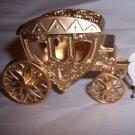 Cinderella Carriage Wedding Favors Gold 144