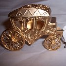Cinderella Carriage Wedding Favors Gold 100
