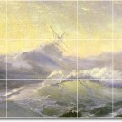 Aivazovsky Waterfront Dining Murals Room Remodeling Home Modern