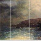Aivazovsky Waterfront Tile Wall Room Mural Idea Home Remodeling