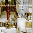 Alma-Tadema Historical Tiles Room Dining Floor Remodeling Ideas