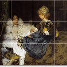 Alma-Tadema Mother Child Room Mural Modern House Decorating