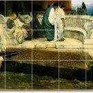 Alma-Tadema Women Kitchen Mural Floor House Construction Decorate