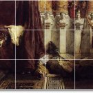 Alma-Tadema Historical Mural Bathroom Tile Renovate Traditional