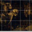Alma-Tadema Historical Wall Room Tiles Mural Modern Home Design