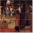 Alma-Tadema Historical Wall Room Murals Dining Decor Decor Home