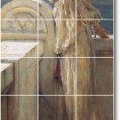 Alma-Tadema Women Murals Wall Wall Bathroom Decorating Idea House