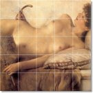 Alma-Tadema Nudes Wall Backsplash Kitchen Tile Mural Home Remodel