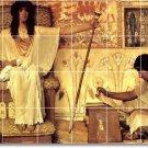 Alma-Tadema Historical Mural Wall Tiles Room Living Traditional