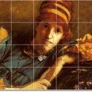 Alma-Tadema Women Murals Room Dining Wall Floor Ideas Renovations