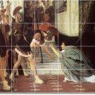 Alma-Tadema Historical Murals Wall Bedroom Wall Art Home Modern