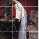 Alma-Tadema Women Living Wall Tiles Mural Room Home Remodel Decor