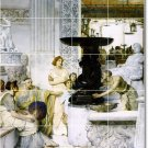 Alma-Tadema Historical Murals Kitchen Floor House Ideas Remodel