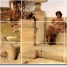 Alma-Tadema Historical Wall Shower Murals Wall Decor Decor Home
