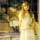 Alma-Tadema Children Mural Dining Floor Room Modern Home Design
