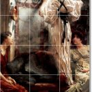 Alma-Tadema Women Wall Living Wall Room Murals Design Residential