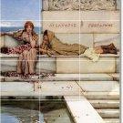 Alma-Tadema Women Wall Wall Room Murals Living Modern Home Design