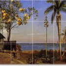 Bierstadt Waterfront Mural Room Floor Dining Home Modern Design